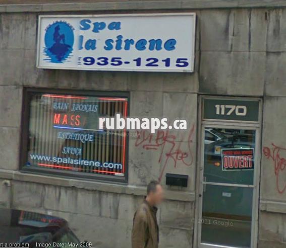 rubmaps la