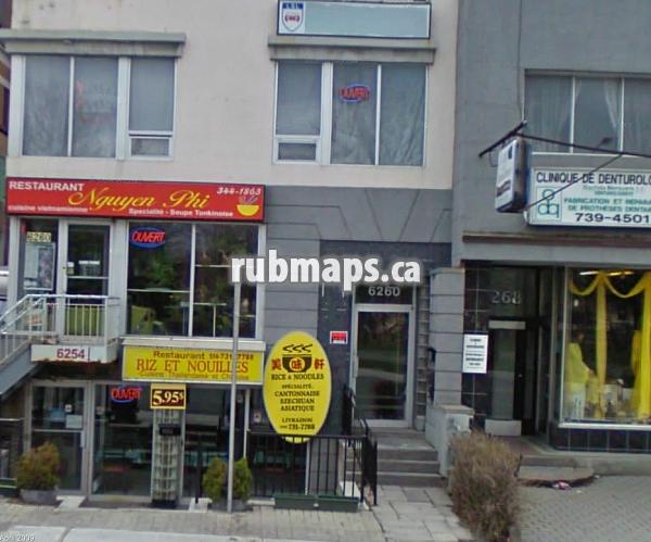 Rubmaps montreal